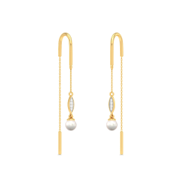 The Reena Drop Earrings