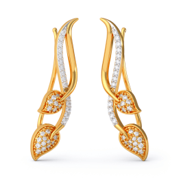 The Myra Ear Cuffs