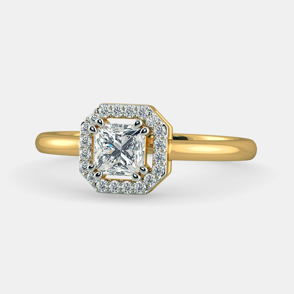 The Valiant Lady Ring Mount | BlueStone.com