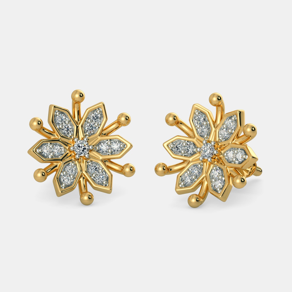 jewellery diamond omna earrings the