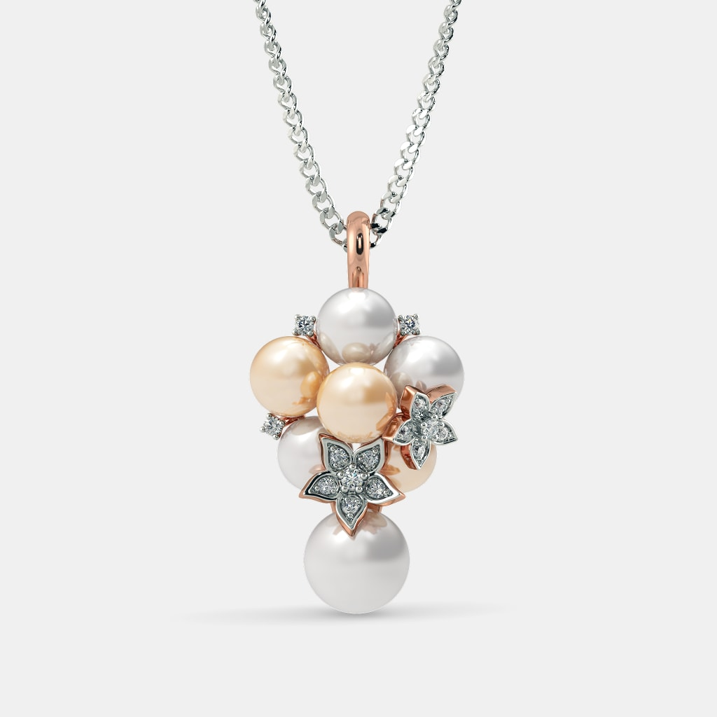 The pearl cloud pendant bluestone the pearl cloud pendant aloadofball Gallery