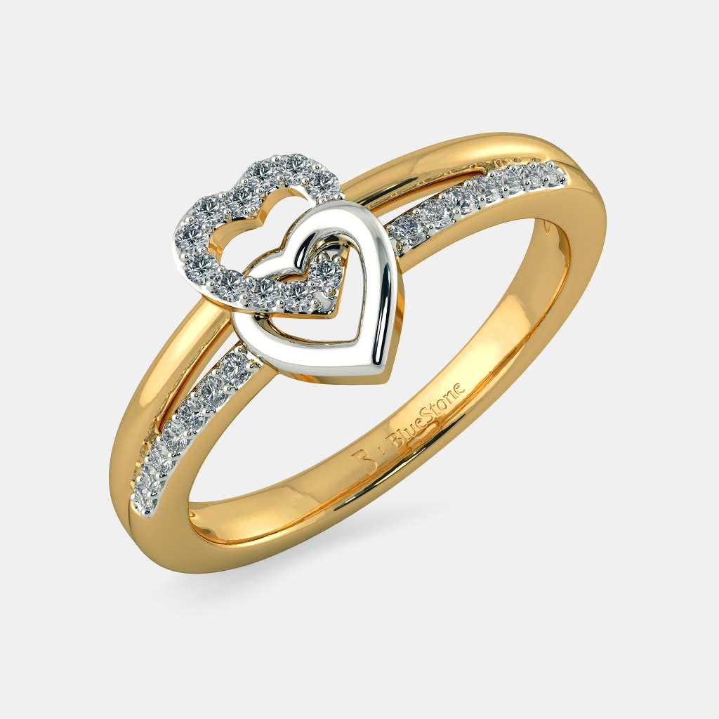 The Art of Love Ring | BlueStone.com