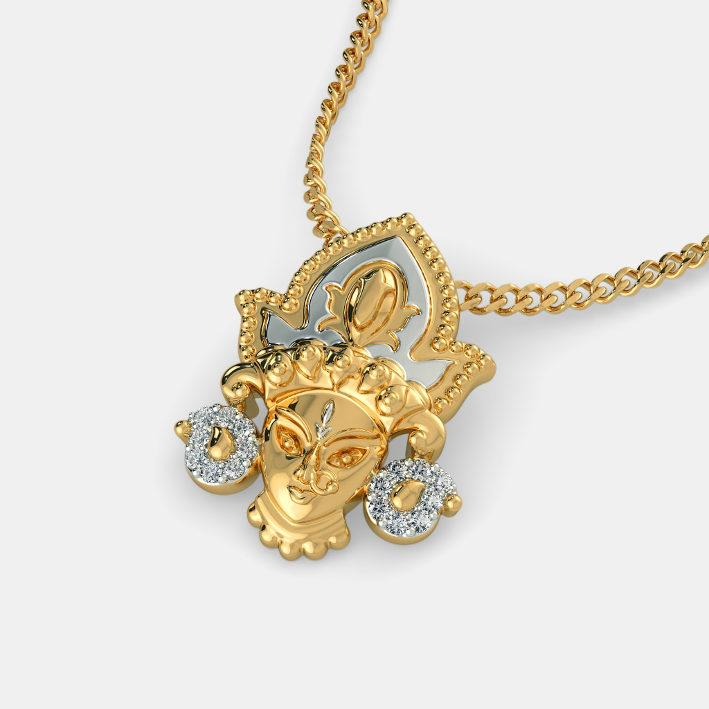 The durga pendant bluestone the durga pendant mozeypictures Image collections