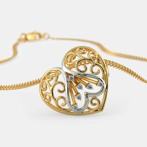 The Adria Heart Pendant