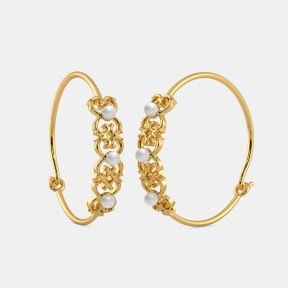 The B Iconic Trio Hoop Earrings
