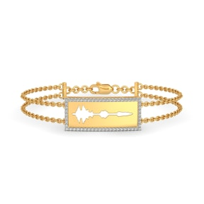 The Sparkle Of Love Bracelet