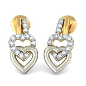 The Art Of Love Earrings