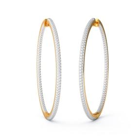 The Ashli Hoop Earrings