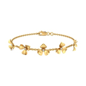 The Caressing Flora Bracelet
