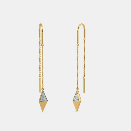 The Vivacity Sui Dhaga Earrings