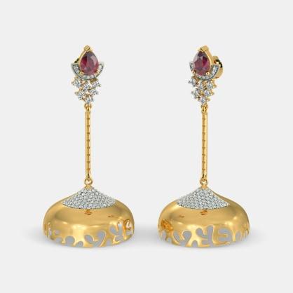 The Opulence Drop Earrings