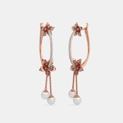 The Becki Hoop Earrings
