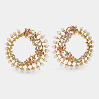 The Zohra Chand Bali Hoop Earrings