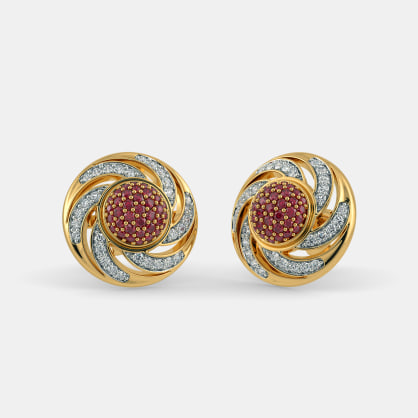The Janicia Stud Earrings