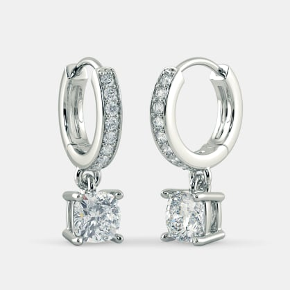 The Personified Extravagance Hoop Earrings Mount