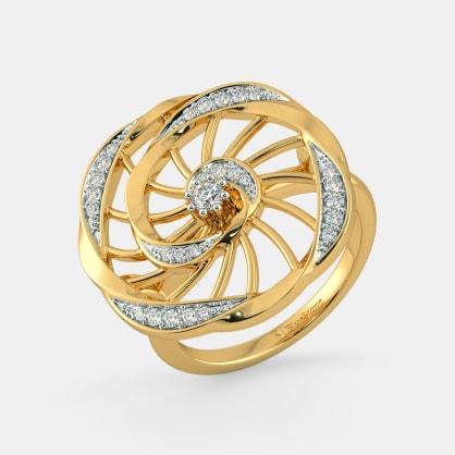 The Flowerina Ring
