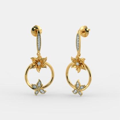 The Zenon Drop Earrings