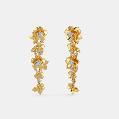 The Edha Drop Earrings