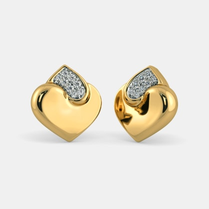 The Head Over Heels Stud Earrings