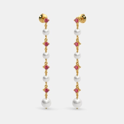 The Kayana Drop Earrings