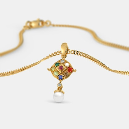 The Madhuri Pendant