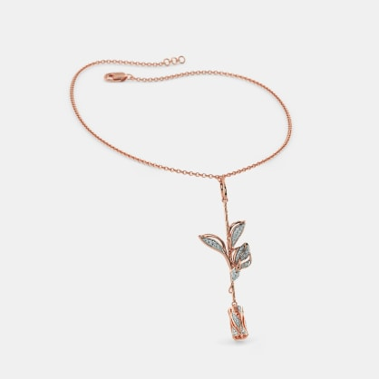 The Pua Roseate Necklace