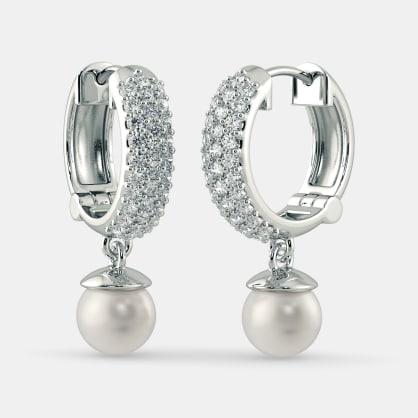 The Avalon Huggie Earrings