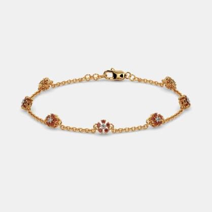 The Flower Princess Bracelet