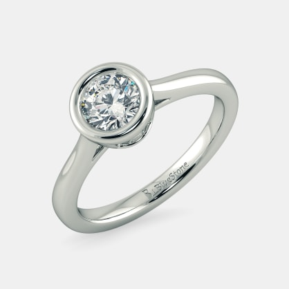 The Evergreen Romance Ring Mount
