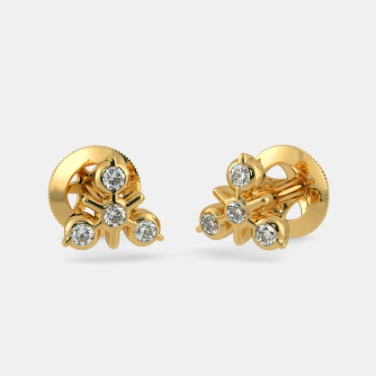 The Panchami Stud Earrings