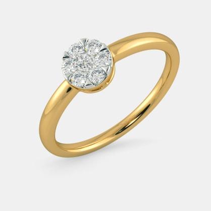 The Darlene Composite Diamond Ring