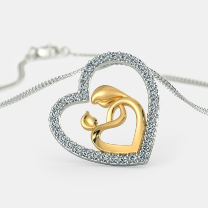 The Mother's Embrace Pendant