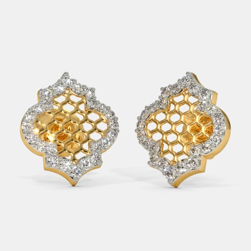 The Mewati Stud Earrings