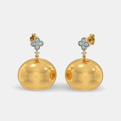The Razzmatazz Drop Earrings