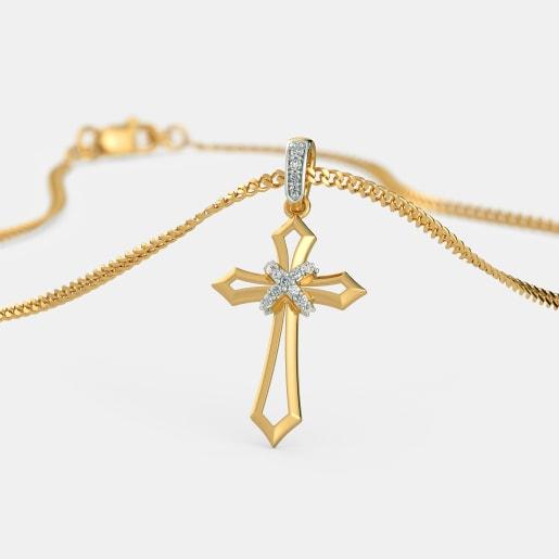 The Aron Cross Pendant