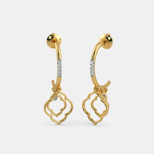The Aazeen Drop Earrings