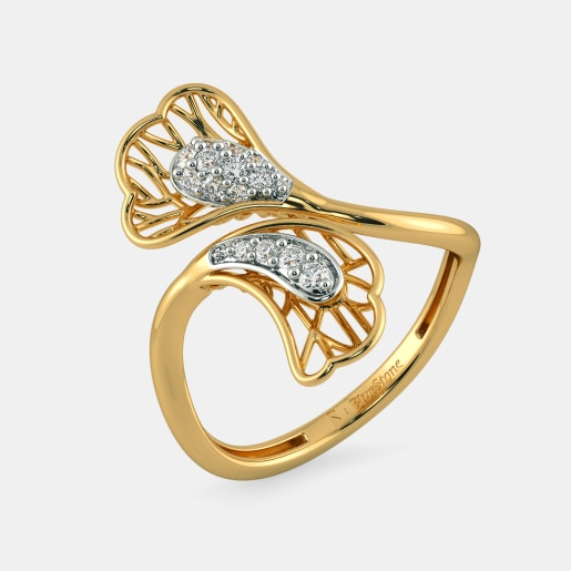 Floral Rings Buy 150 Floral Ring Designs line in India 2018