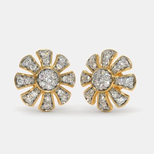 The Karissa Stud Earrings