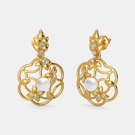 The Jolie Drop Earrings