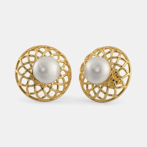 The Mathilda Stud Earrings