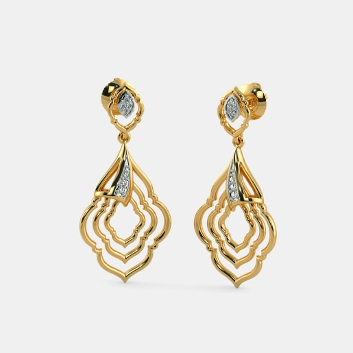 The Sattva Drop Earrings