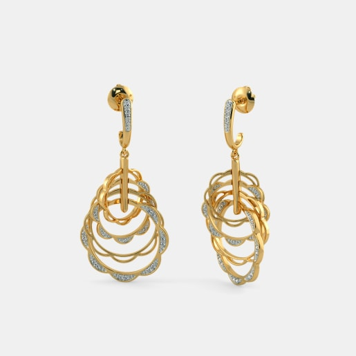 The Rhyah Drop Earrings