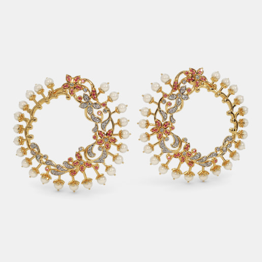 The Zohra Chand Bali Hoop Earrings