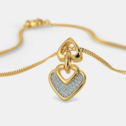 The Heartfelt Love Pendant