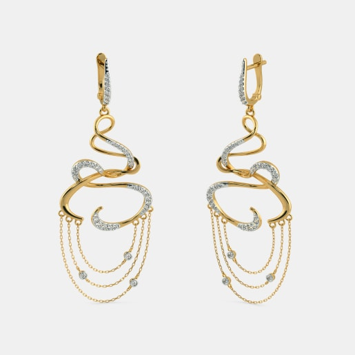 The Jaleo Drop Earrings