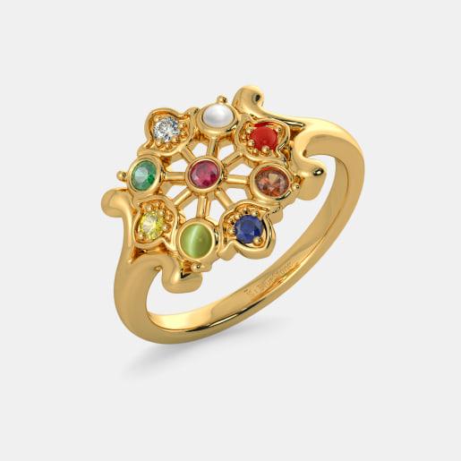 The Nootan Pushp Ring