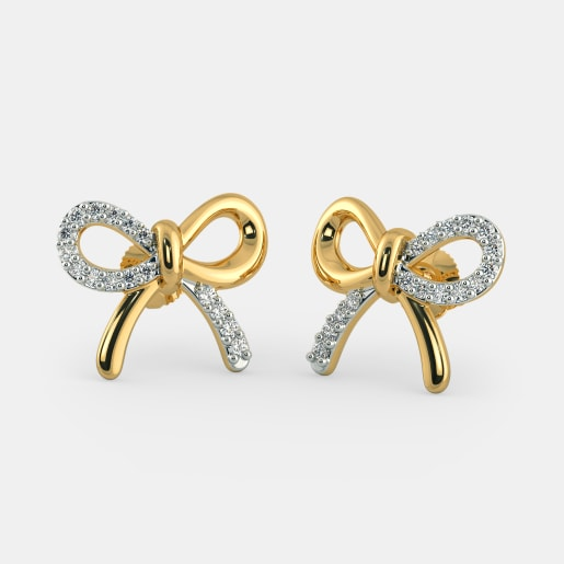 The Nicola Stud Earrings