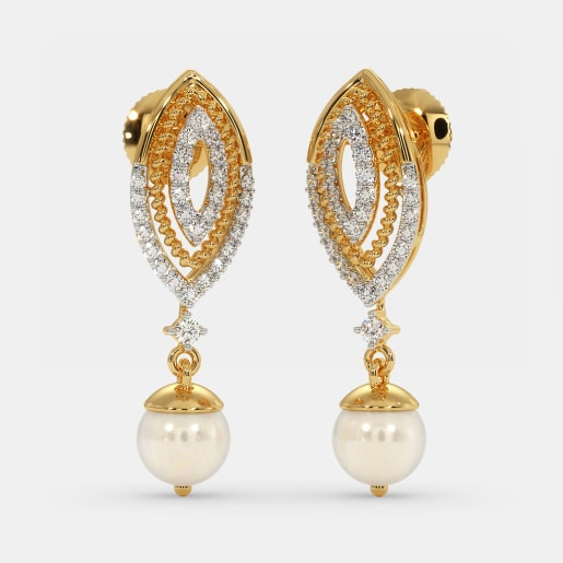 The Disha Drop Earrings