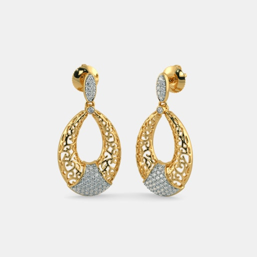 The Dazzler Drop Earrings