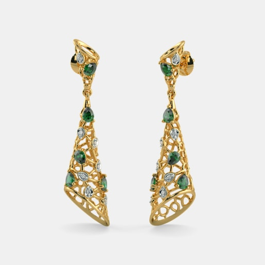 The Triparna Drop Earrings